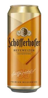 Schofferhofer Lata -- 500cc-- Caja X24