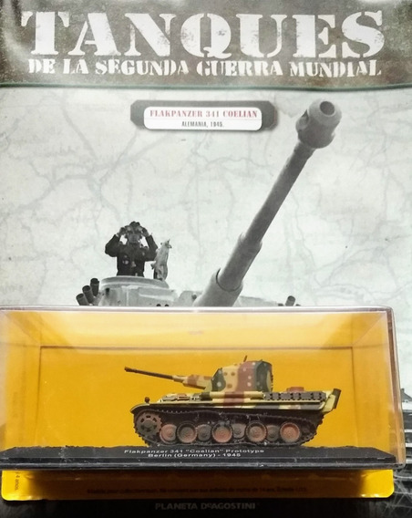 Tanques Segunda Guerra Mundial Entrega Nº 31 Flakpanzer 341