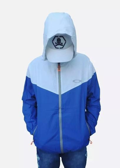 Blusa Refletivo Casaco Corta Vento Inverno Masculino Oakley