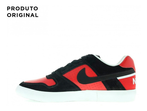 Tênis Nike Zoom Delta Force Vulc - Vermelho