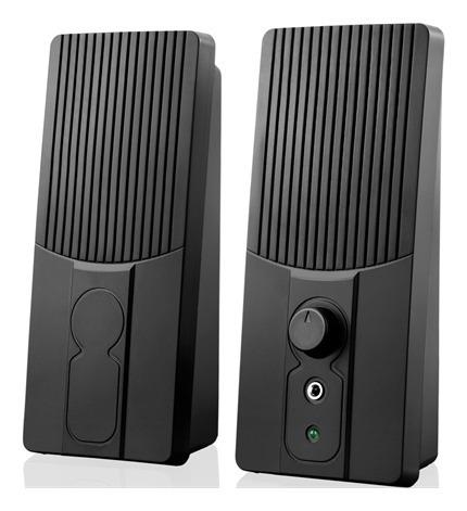 Caixa De Som Multilaser Sp044 Speaker Bulk 2.0 Usb