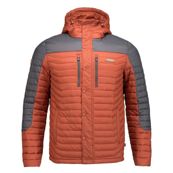 Chaqueta Hombre Lippi Bewarm Steam-pro Hoody Jacket Terracot