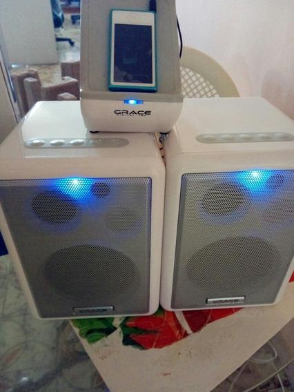 Speaker Grace Digital Schooners