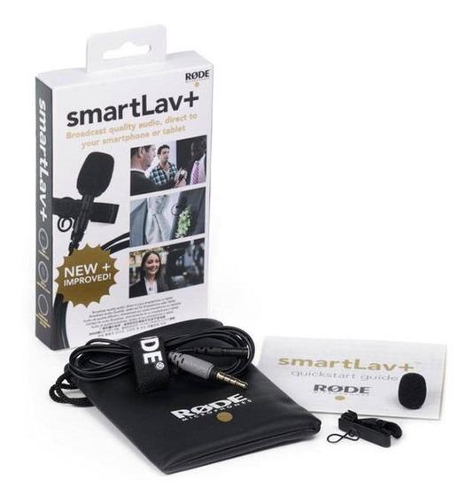 Microfone De Lapela Rode Smartlav + C/nf Para Smartphones