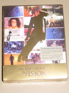 Michael Jackson Vision Dvd