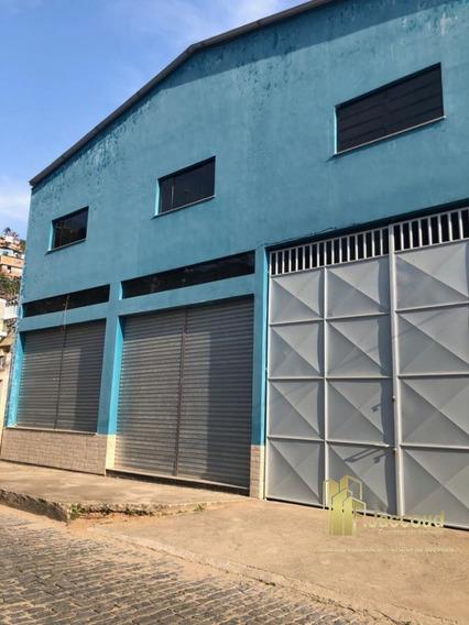 Galpão/pavilhão Para Alugar No Bairro Conselheiro Paulino - 1392-2