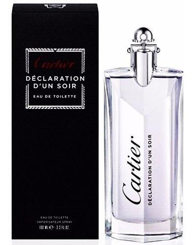 Perfume Cartier Declaration D Un Soir - mL a $2539