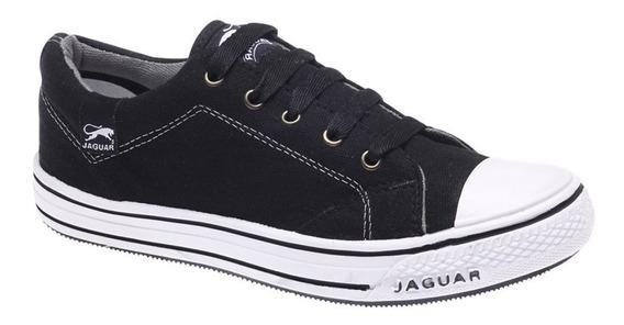 Zapatilla Lona Jaguar Art.320 34al45
