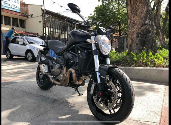 Ducati Monster 821 Dark 2016