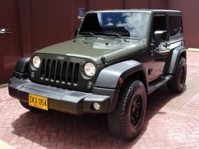 Jeep Wrangler Automatico