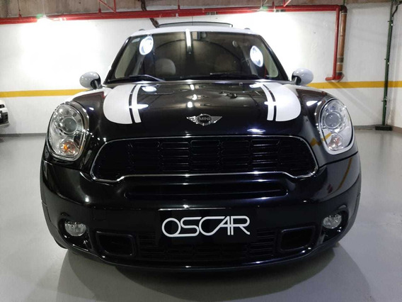 Mini Countryman 1.6 S All4 4x4 16v 184cv Turbo 4p Aut 2014