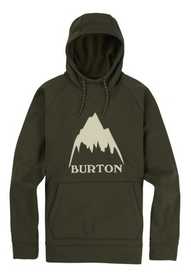 Bonded Térmico Burton Crown Pullover Hoodie