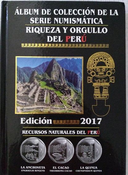 Linda Coleção Álbum Del Perú