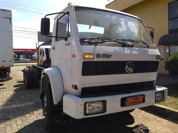 Vw 16170 - 1999 - Truck - Carroceria