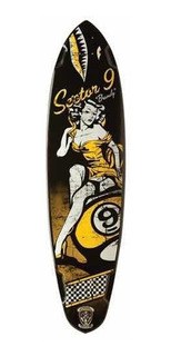 Shape Skate Longboard Sector 9 Brandy Downhill Division