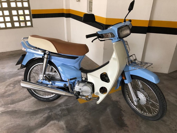 Honda C100 Dream Raríssima Custom Super Cub