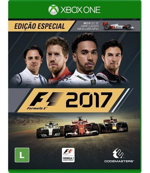Jogo F1 2017 Edição Especial Xbox One