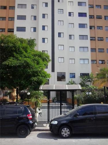 Apartamento Com 2 Dormitórios À Venda, 61 M² Por R$ 310.000,00 - Parque São Domingos - São Paulo/sp - Ap0625