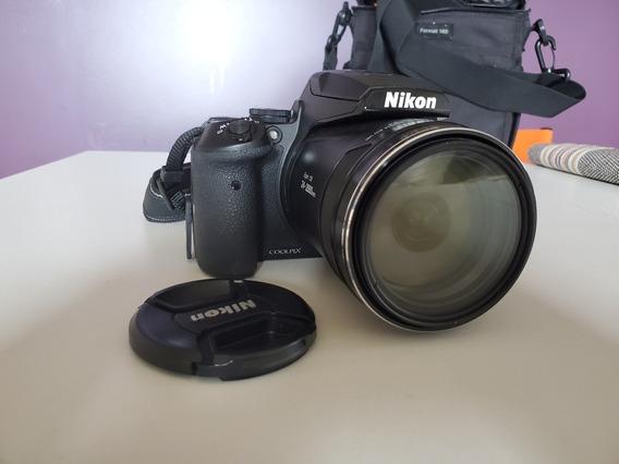 Maquina Fotográfica Coolpix P900