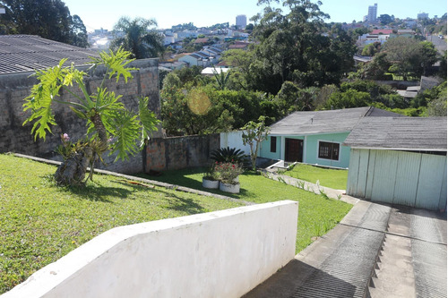 Imagem 1 de 24 de Casa Com 3 Dormitórios, 184 M² - Venda Por R$ 205.000,00 Ou Aluguel Por R$ 850,00/mês - Nova Rússia - Ponta Grossa/pr - Ca0515