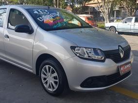 Renault Logan 2018 Completo 3 Cil 1.0 12v Flex 21.000 Km