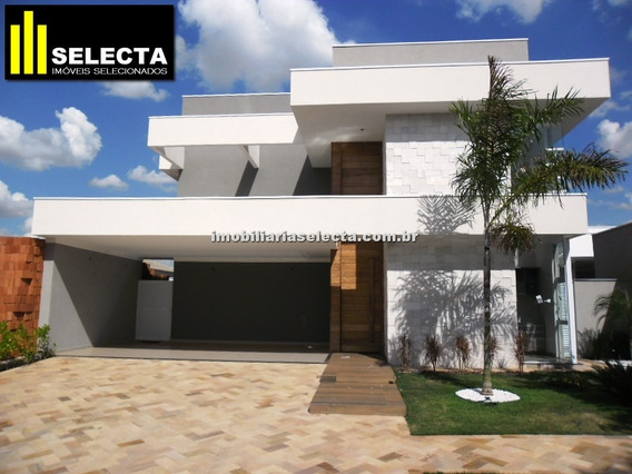 Casa Condomínio 4 Quartos Para Venda No Condominio Damha V Em São José Do Rio Preto - Sp - Ccd4252