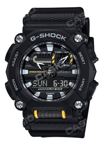 Imagen 1 de 6 de Reloj Casio G-shock Youth Ga-900-1acr