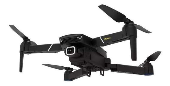 Drone Eachine E520S con câmera 4K black