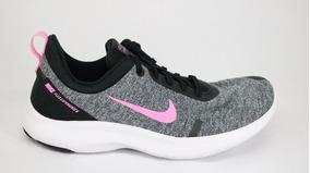 Tênis Nike Flex Experience Rn 8 Cinza/rosa - 35