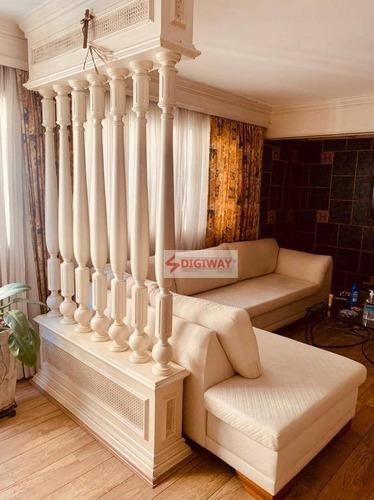 Imagem 1 de 12 de Apartamento Com 3 Dormitórios À Venda, 134 M² Por R$ 1.499.999,99 - Bela Vista - São Paulo/sp - Ap2179