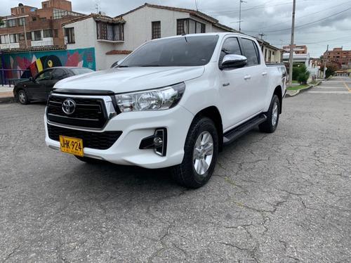 Toyota Hilux 2019 2.4 4*4 Dsl