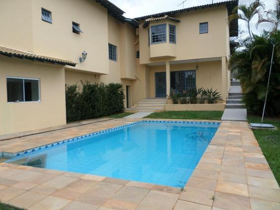 Casa Em Condomínio Estância Marambaia, Vinhedo/sp De 350m² 4 Quartos Para Locação R$ 6.000,00/mes - Ca373654