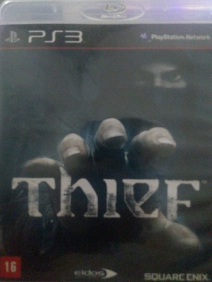Thief Ps3 Original , Mídia Física , A Pronta Entrega