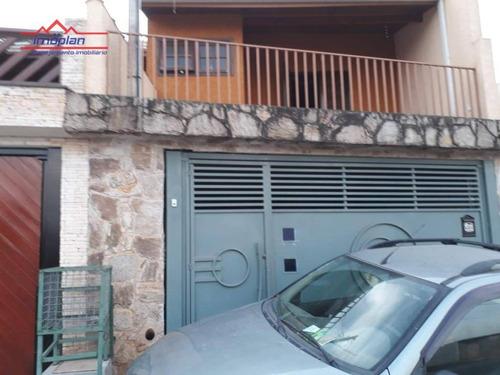 Casa Com 3 Dormitórios À Venda, 160 M² Por R$ 410.000,00 - Jardim Santo Antônio - Atibaia/sp - Ca4616