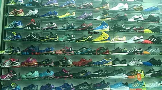 Tênis Originais Mizuno, Nike, adidas