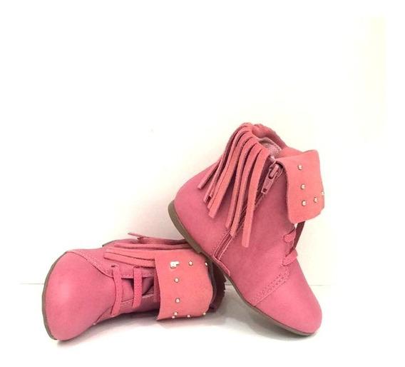 Bota Feminina Infantil Bibi Anjos Joy | Dusty/rosa | 929041