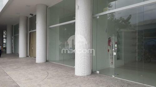 Imagem 1 de 9 de Sala Comercial Com Mezanino - Msc-027