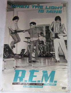 R.e.m. - When The Light Is Mine Nuevo Dvd