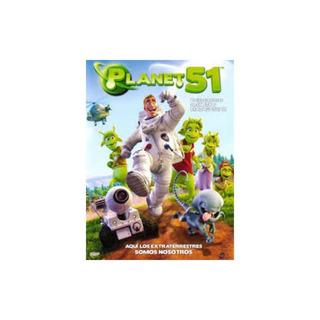 Planet 51 Marcos Martinez Dvd Nuevo