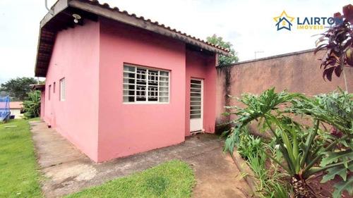 Chácara Com 2 Dormitórios À Venda, 1000 M² Por R$ 350.000 - Chácaras Fernão Dias - Bragança Paulista/sp - Ch1455