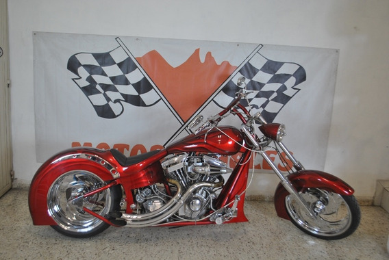 Orange County Chopper 2000 C.c.personalizada Unica 2002