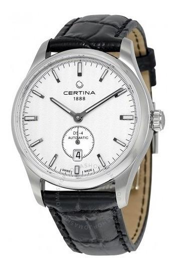 Relógio Certina C022.428.16.031.00 Automático Ds4 Original