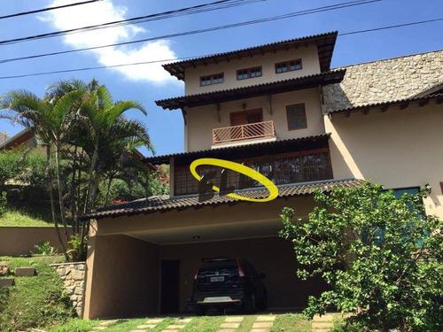 Casa À Venda, 455 M² Por R$ 899.000,00 - Pitas - Cotia/sp - Ca4892