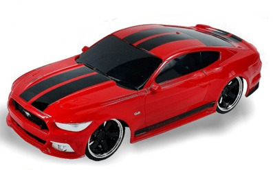 Auto Escala R C 2015 Ford Mustang Gt Hyperchargers Jem 7090