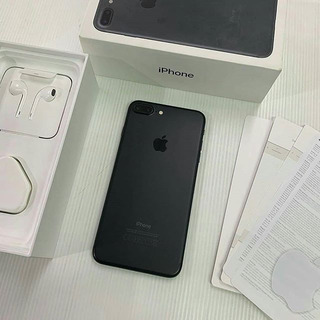 iPhone 7 Plus 128gb Neuvo Negro