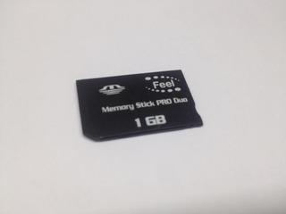 Cartão De Memória Feel Pro Duo 1gb