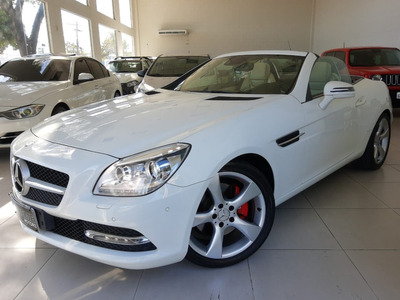 Mercedes-benz Slk 250 Cgi 1.8 16v Turbo Aut. 2014