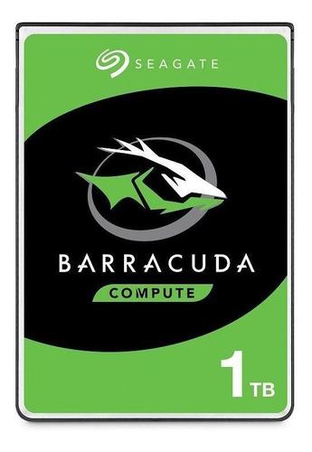 Disco Duro Hhd Interno Seagate Barracuda 2.5  1tb