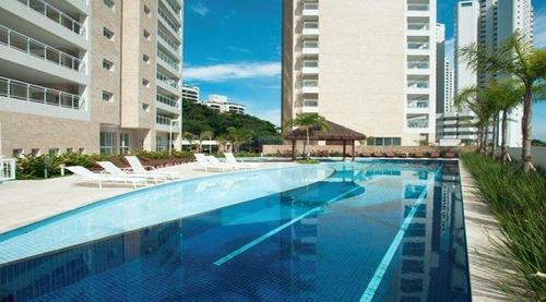 Imagem 1 de 30 de Apartamento Residencial À Venda, Praia Da Enseada  Tortugas, Guarujá. - Ap0566