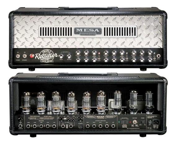 Amplificadores Mesa Boogie Planos Circuitos Electrónicos!!